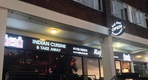 AWARD WINNING Raj Bari offers great curries with super discounts!